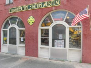 Caswell Fire Station Museum
