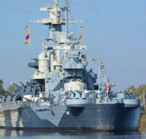 USS North Carolina Battleship Museum