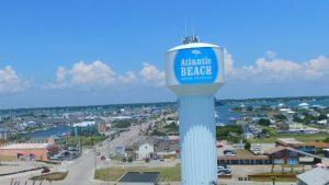Atlantic-Beach-Water-Tower