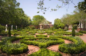 Gardens at Tryon Palace, New Bern, NC